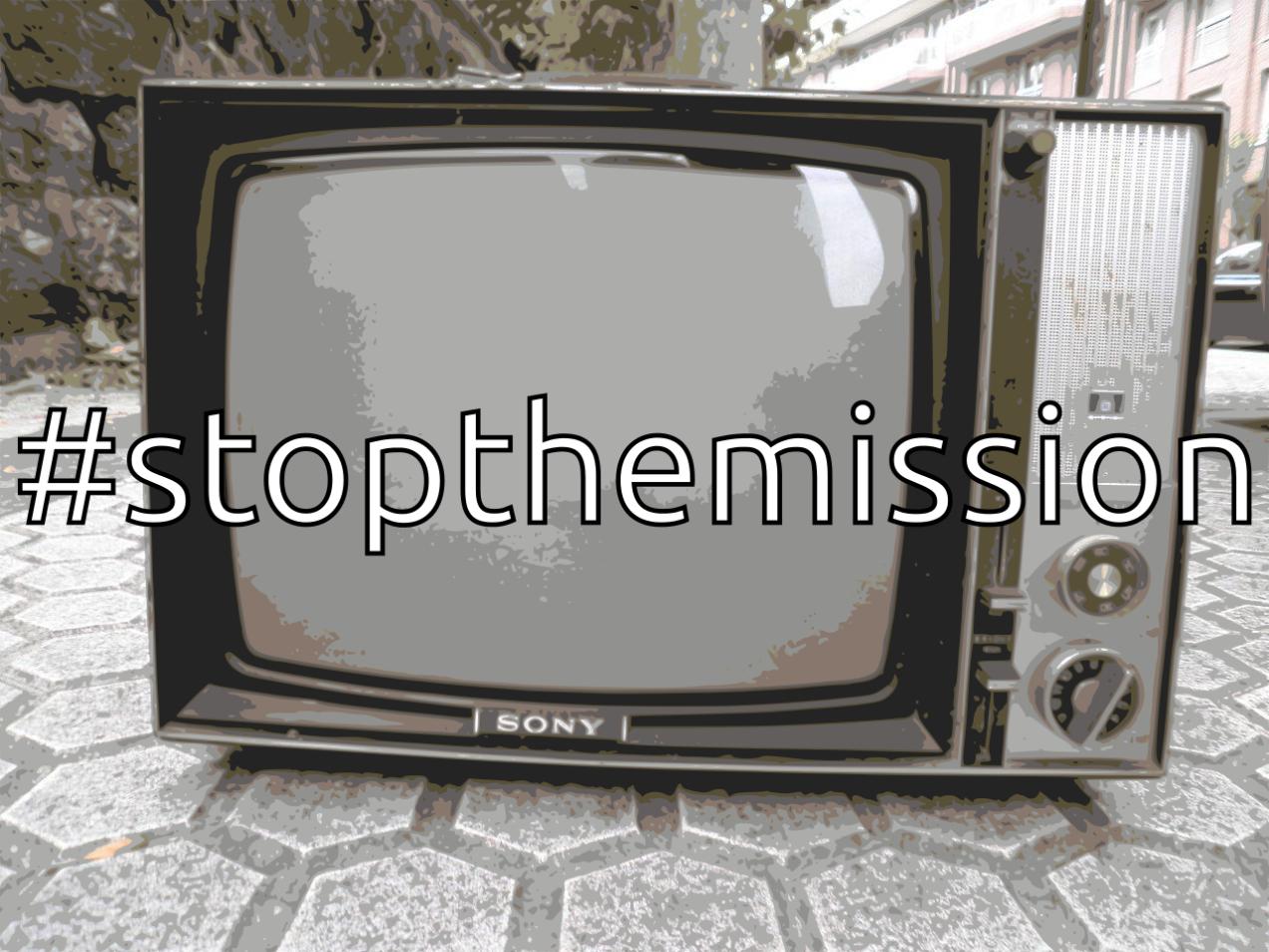 #stopthemission
